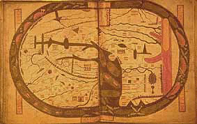 THE BEATUS WORLD MAP