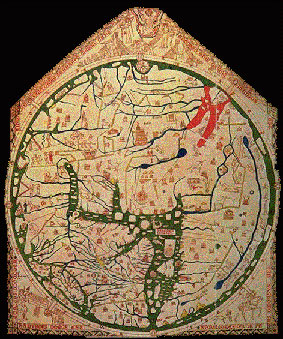 THE HEREFORD MAPPAMUNDI